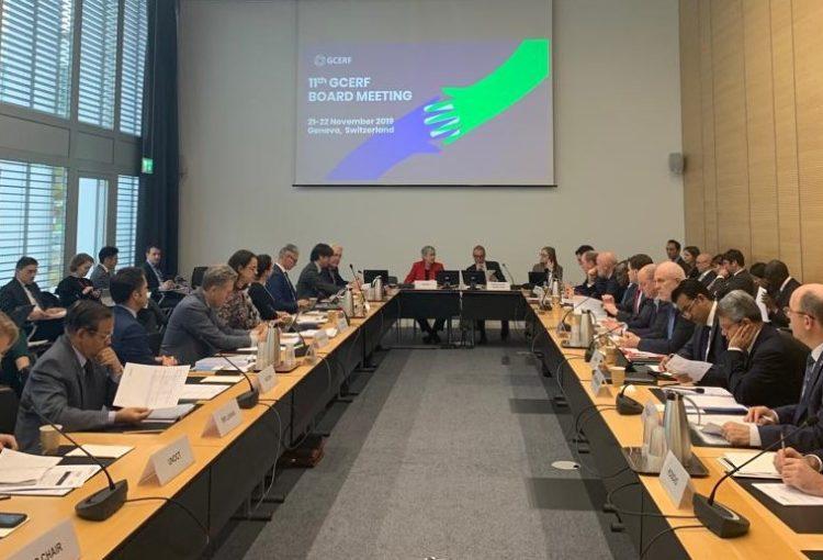11th Board Meeting, 21-22 November 2019, Geneva, Switzerland