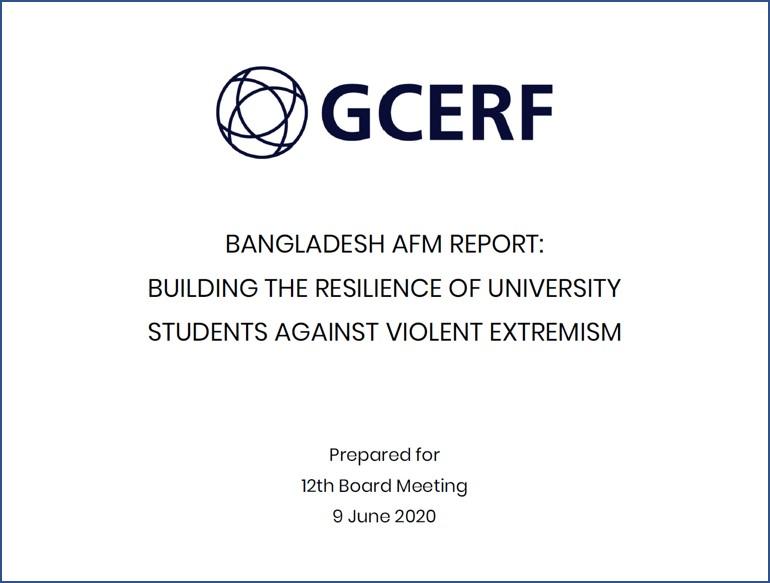 Bangladesh AFM Report
