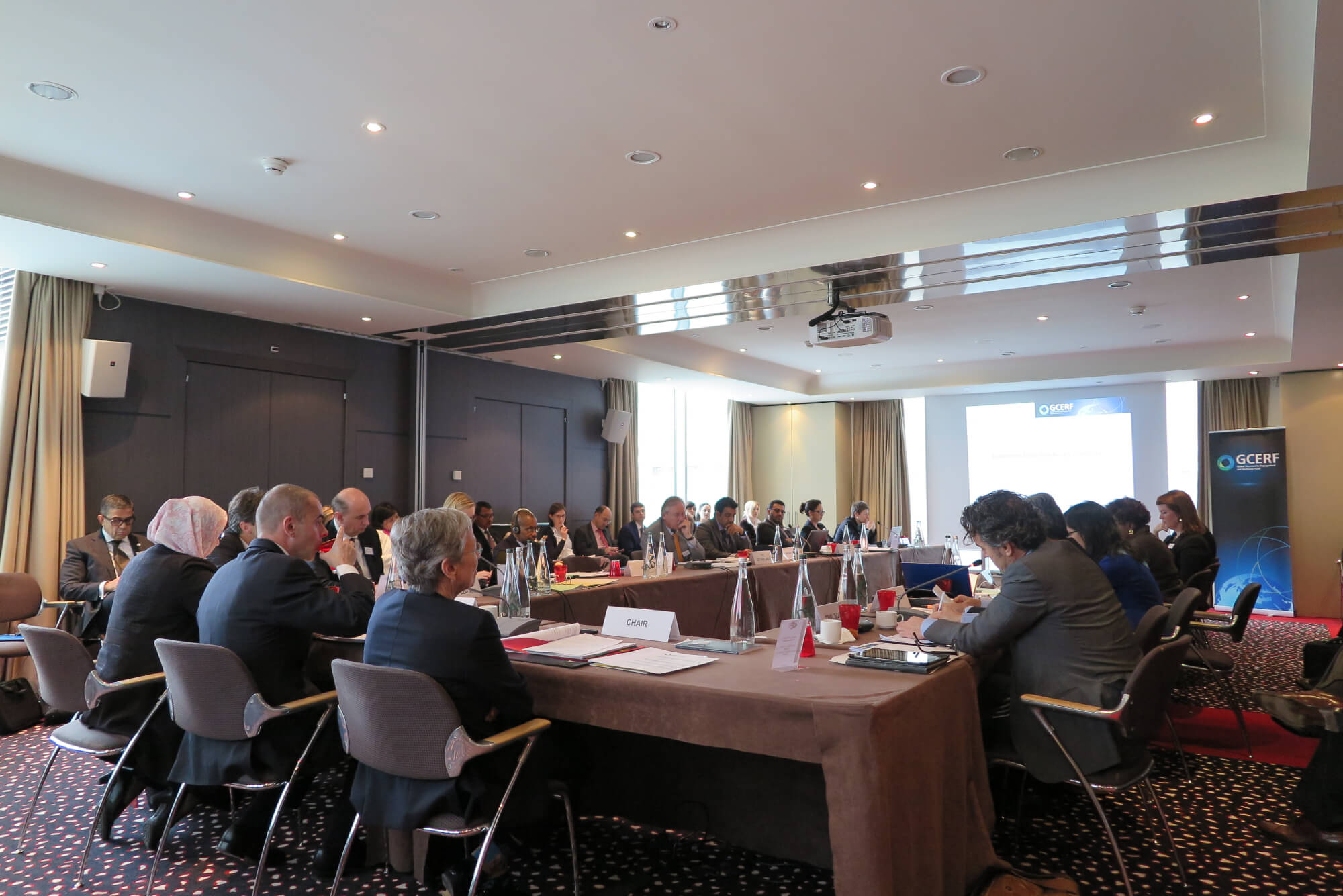3rd Board Meeting, 1-2 December 2015, Geneva, Switzerland