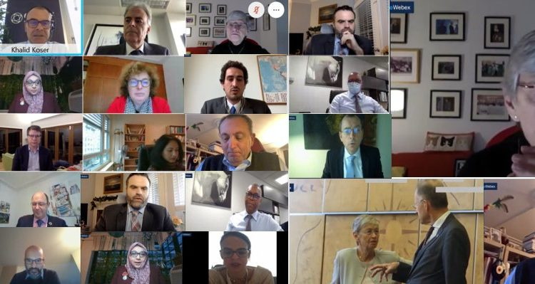 13th Board Meeting, 1-2 December 2020, Virtual Sessions