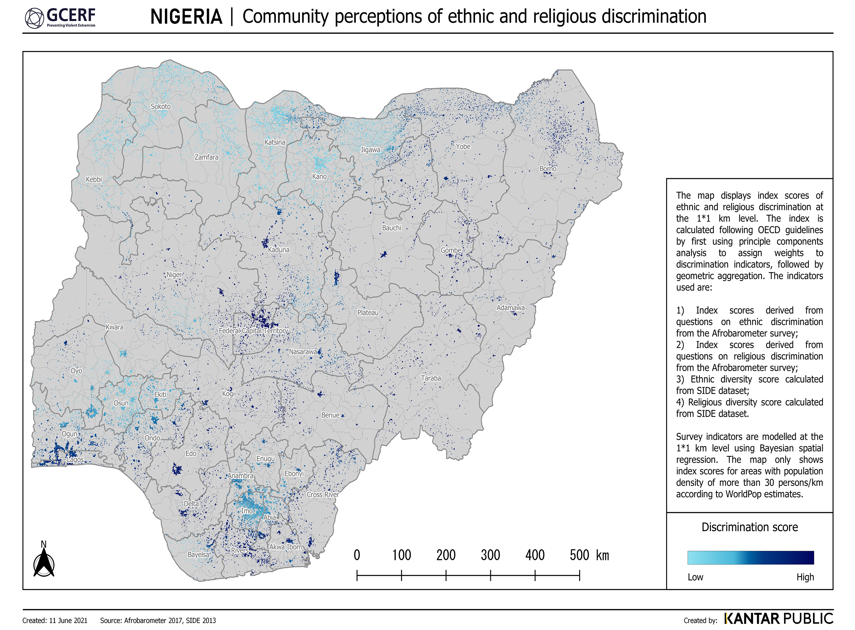Ethnic and Religious Discrimination